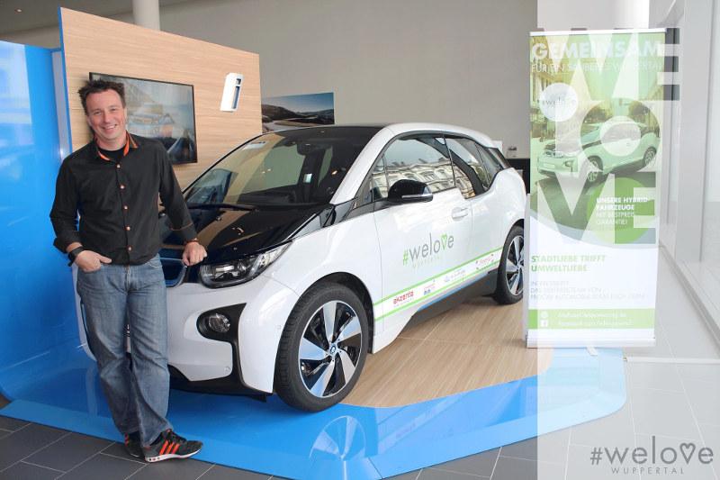 Vorstellung unseres Partners Fliesen Brinkmann mit BMW i3