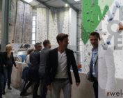 Gäste bei Partnerveranstaltung in der Kletterfabrik Köln