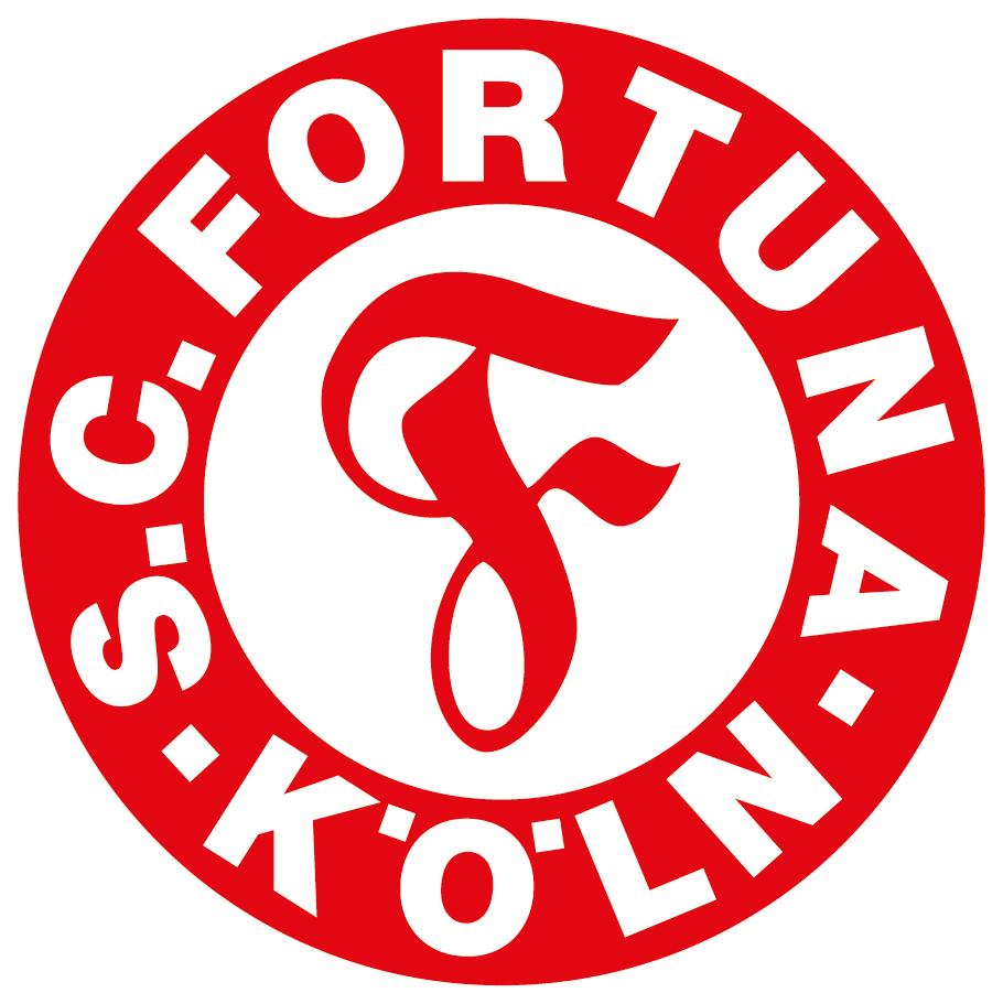 Fortuna Koeln Logo 2019 77mm CMYK